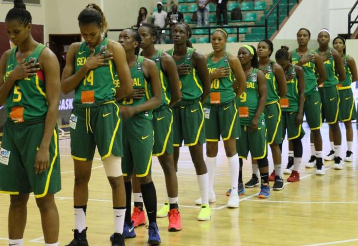 """Afro basket / Egypte (61)-Sénégal (93) : les Lionnes """"décoiffent"""" les pharaonnes"""