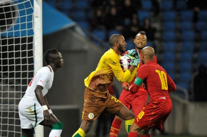 Équipe nationale  : Abdoulaye Diallo blessé à la cuisse