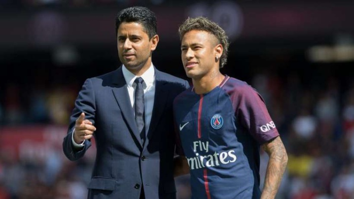 Neymar va porter plainte contre le Barça