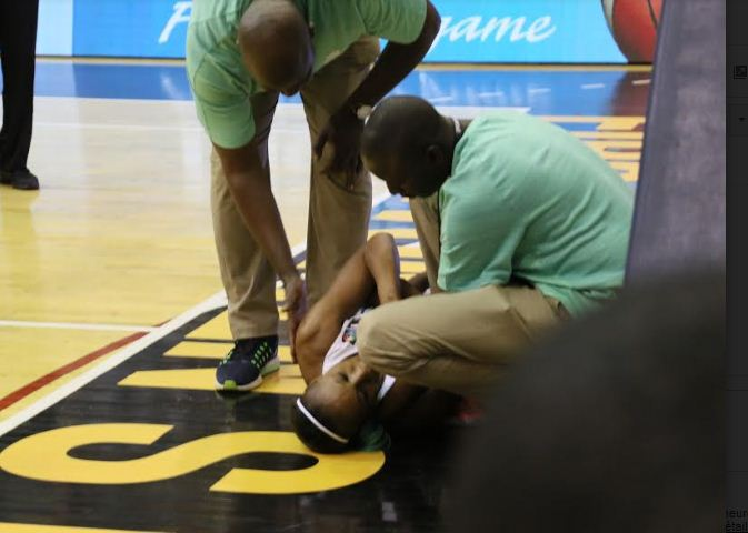 Afro basket / Blessure d'Astou Traoré : « Elle reviendra au prochain match »  (Capitaine)