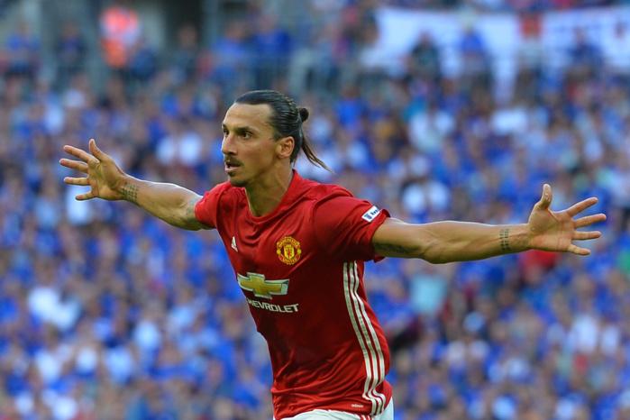 Zlatan Ibrahimovic revient à Manchester United
