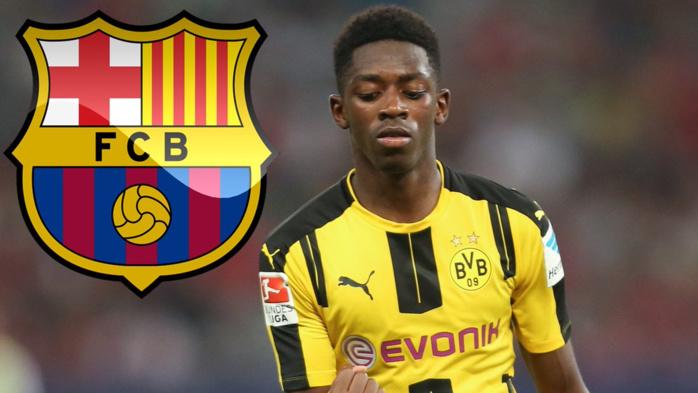 Ousmane Dembélé au Barça, cette fois, c'est fait!