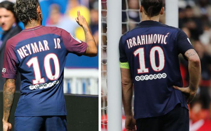 PSG : « Que Neymar montre sa magie » (Zlatan Ibrahimovic)