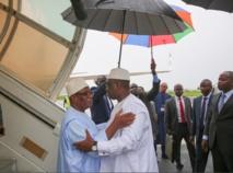 Le Président de la République du Mali IBK à Dakar pour les obsèques de Aliou Sow
