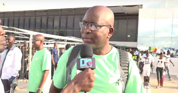 """Tapha Gaye, coach des lionnes du basket : """" Qu'ils me laissent partir... """""""