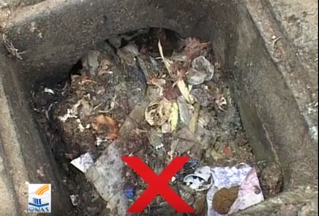 Tabaski Sénégal, dépôts sauvages de carcasses et peaux de moutons dans les égouts - Communiqué ONAS : Les comportements à bannir