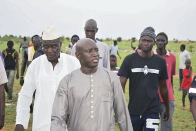 LINGUÈRE - Plusieurs localités envahies par les eaux : Le Maire Aly Ngouille Ndiaye vole au secours des populations