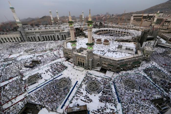 Plus de deux millions de musulmans entament le pèlerinage à La Mecque