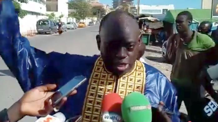 """Me El hadji Diouf : """" Ce que Assane Diouf m'a dit (...) On l'a torturé en l'emmenant au Commissariat du Port """""""