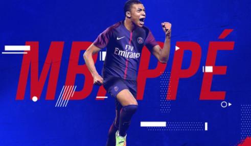 Officiel : Le PSG s'offre Kylian Mbappé !