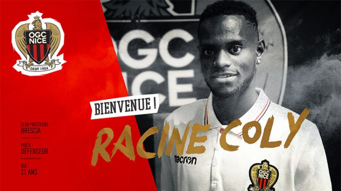 Officiel : Racine Coly signe à Nice