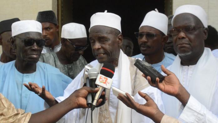 Tabaski à Saint-Louis : L'Imam Ratib Cheikh Diallo s'offusque de l'utilisation malsaine des réseaux sociaux par la jeune génération