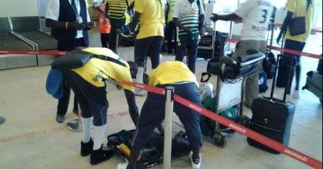 Match retour contre le Burkina : Arrivée mouvementée des Lions à Ouaga