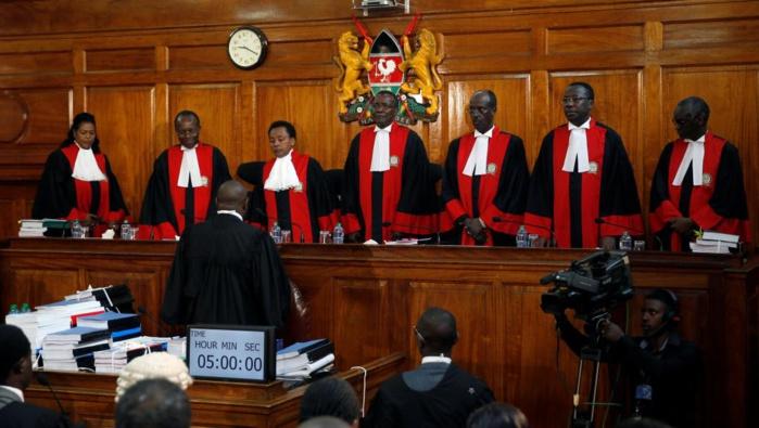 Kenya : la nouvelle élection présidentielle fixée au 17 octobre (commission électorale)