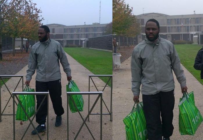 Procédure d'expulsion : l'activiste Kemi Séba arrêté par la Police de Dieupeul