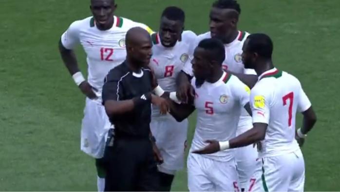 Mondial 2018 : Le match Afrique du Sud–Sénégal sera rejoué (officiel)