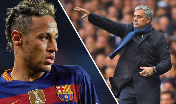 MANCHESTER UNITED : Pour Mourinho, Neymar a tout changé
