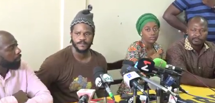 Grand rassemblement du mouvement Anti-Cfa le 16 septembre à Dakar