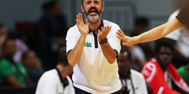 Liste des Lions pour l'Afrobasket : Porfirio Pisac compose le 12