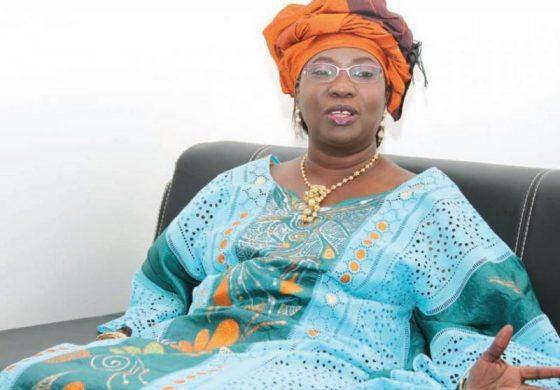 Ministère des Mines : La géologue Aïssatou Sophie Gladima Siby en terrain connu