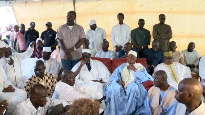 Condoléances de l'ancien président suite au décès du frère du maire de Dakar : Wade rassure la famille de Khalifa Sall et tire sur les magistrats corrompus