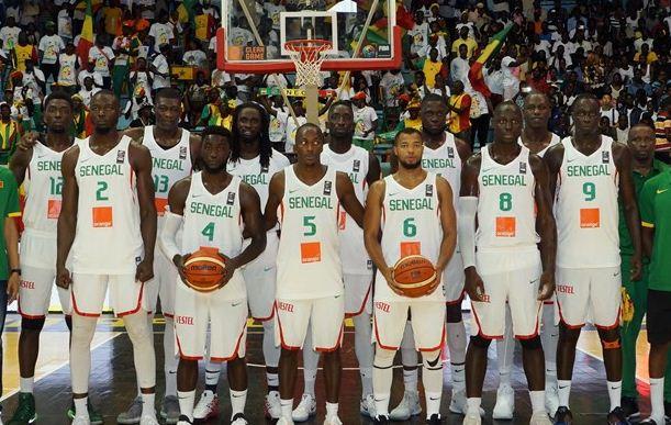 Afro basket masculin : Egypte (20)- Sénégal (47) : les Lions devant à la mi-temps