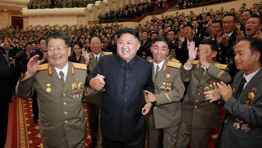 """La Corée du Nord, une """"menace mondiale"""""""