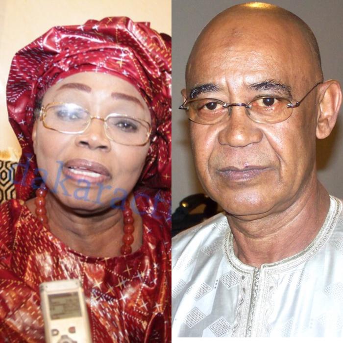 DERNIÈRE MINUTE : Mahmout Saleh et Marième Badiane nommés ministres d'Etat