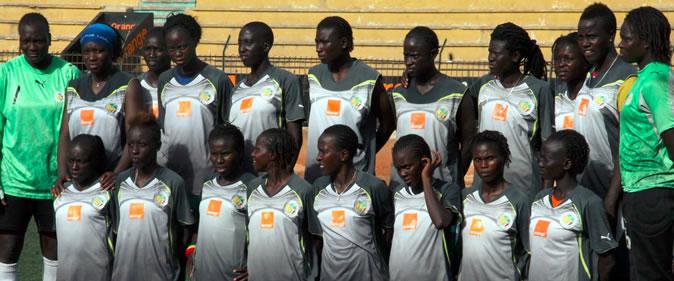 Foot féminin / Mondial U20 (éliminatoires) : Pape Laye déplace 20 lioncelles au Maroc