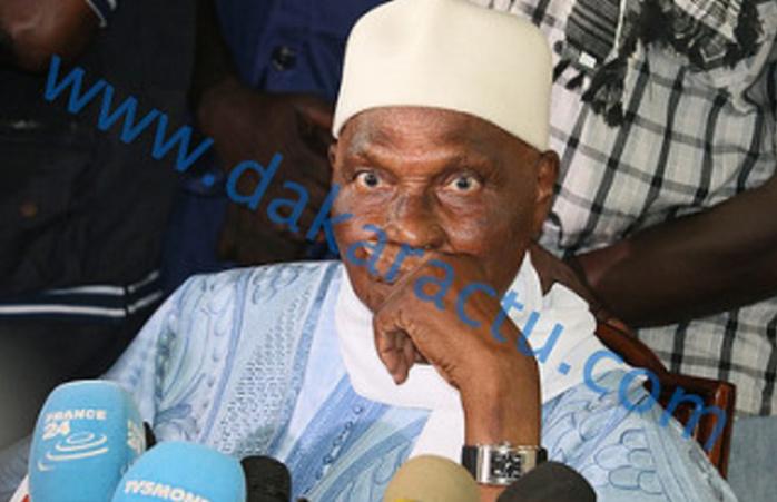 ASSEMBLÉE NATIONALE : Me Abdoulaye Wade n'a toujours pas déposé sa démission