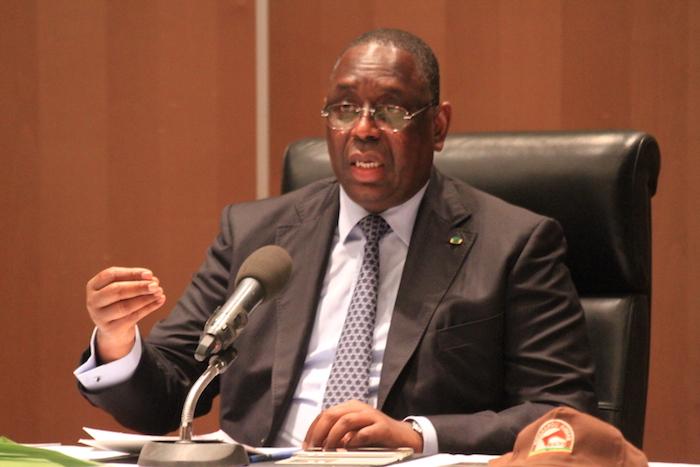 MACKY SALL, PRÉSIDENT DE LA RÉPUBLIQUE : « Abdoulaye Wade peut continuer à inspirer le pays sans siéger à l'Assemblée nationale »