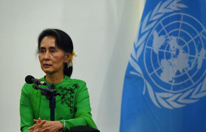 BIRMANIE : Sous le feu des critiques, Aung San Suu Kyi annule un déplacement à l'ONU en pleine crise des Rohingyas