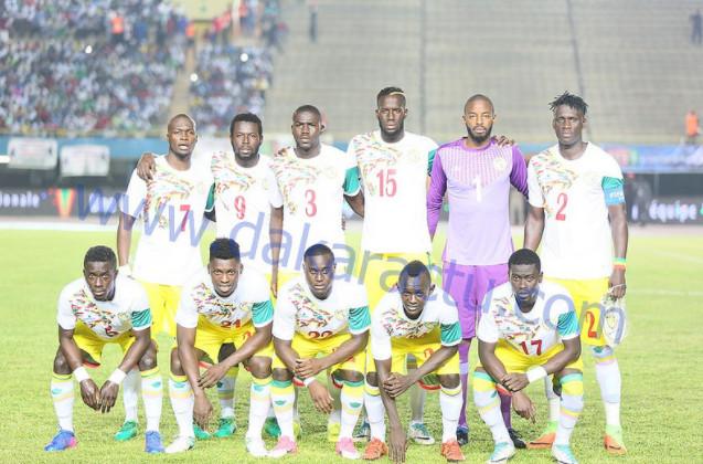Classement FIFA : Le Sénégal 3 ème en Afrique et 33 ème au niveau Mondial