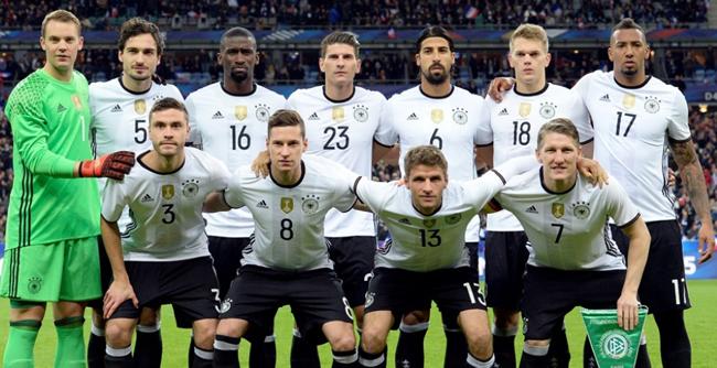 Classement FIFA : L'Allemagne reprend le pouvoir