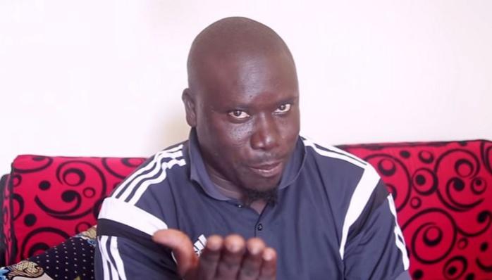 """Diop Fall :  """" Loin de moi l'idée d'arrêter le théâtre, je suis comédien et je le reste ! """""""