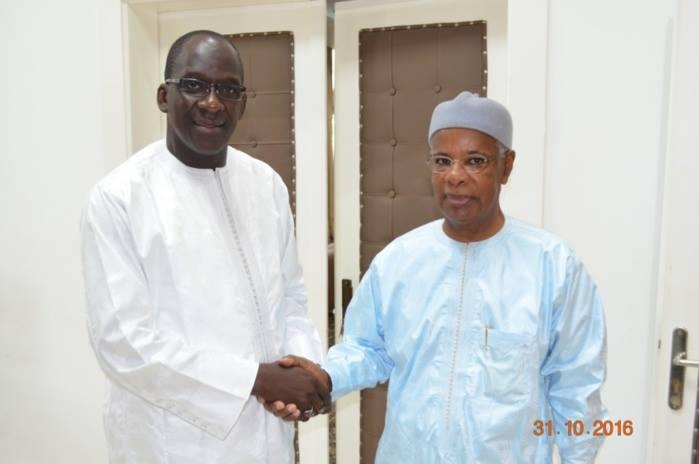 Rappel à Dieu de Djibo Ka : Le témoignage poignant de Abdoulaye Diouf Sarr
