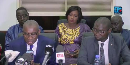 Ismaïla Madior Fall opte pour fédérer tous les acteurs de la justice