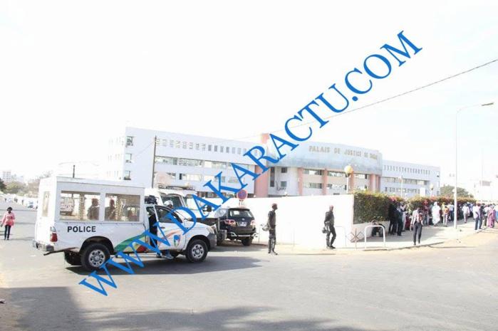 Fraudes à la Cour d'Appel de Dakar : Les présumés faussaires écroués