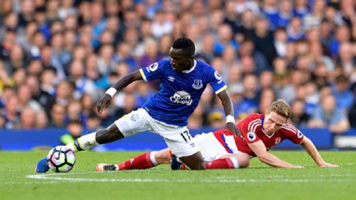 Europa League : Everton de Gana Guèye écrasé d'entrée