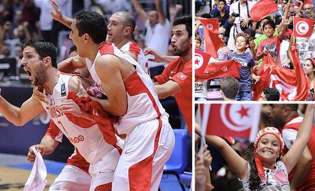 La Tunisie remporte L'Afrobasket 2017