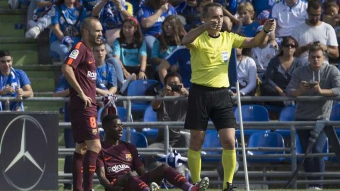FC Barcelone : Dembélé absent plusieurs mois !