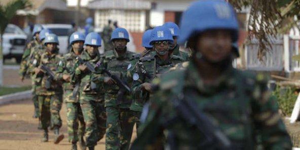 Mali : au moins 3 Casques bleus tués dans une attaque contre un convoi