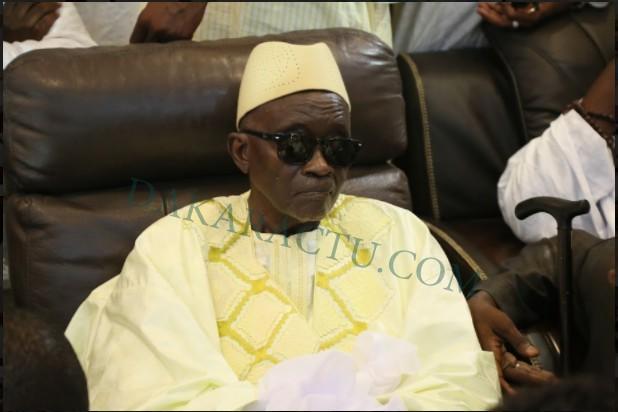 Absent à la journée de prière dédiée à Serigne Abdou : Sidy Ahmed Sy s'explique et fait allégeance à Serigne Babacar Sy Mansour