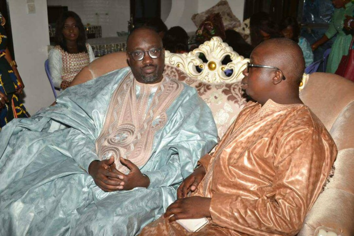 Les images du mariage de Pèdre Ndiaye et Fatou Lô N'diaye