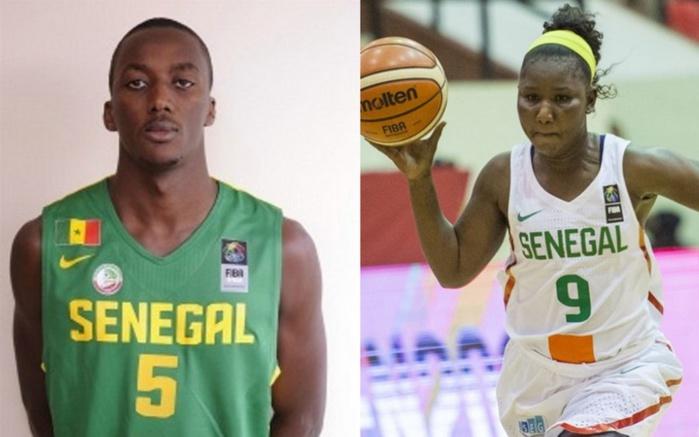Roi et reine de la saison : Louis Adams et Ndèye Sène sacrés