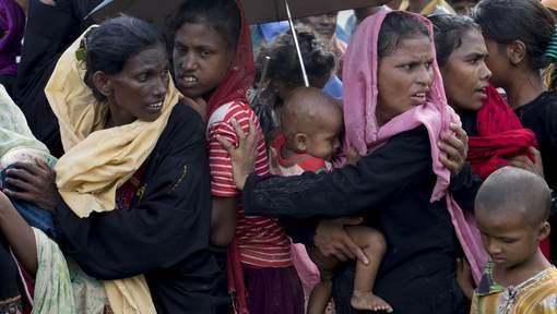 Rohingyas: le bilan du naufrage grimpe à 60 morts