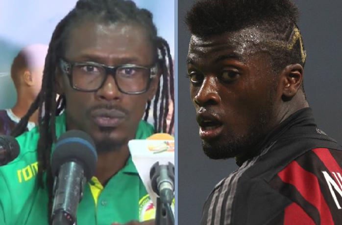 """Aliou Cissé """"étonné"""" du débat sur la sélection de Mbaye Niang"""