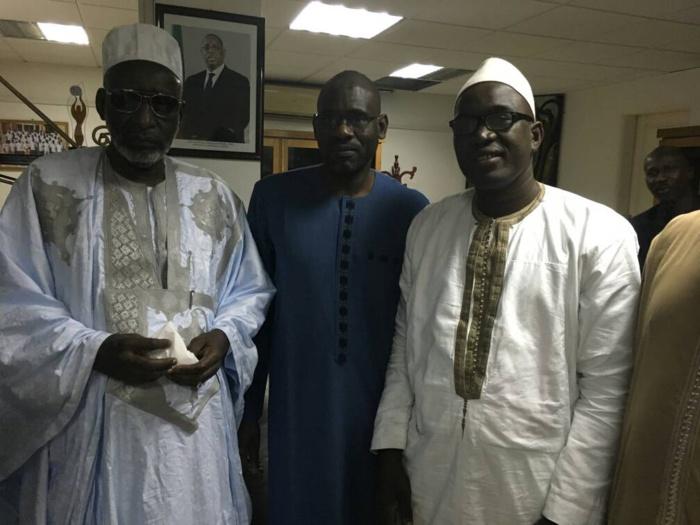 En visite à la direction générale de PAMECAS : Thierno Madani TALL salue les valeurs prônées par l'institution