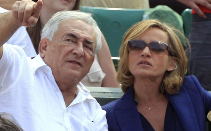 DSK s'est marié avec Myriam L'Aouffir à Marrakech