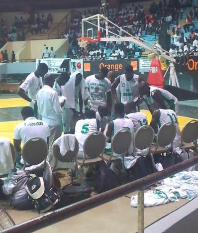 Finale coupe du Sénégal de basket masculin : L'As Douane sacrée championne du Sénégal 2017